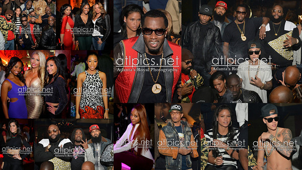 (DIDDY, RICK ROSS, T.I., JERMAIN DUPRI, JUSTIN BIEBER, CASSIE, WALE, STALLEY, DJ DRAMA, LIL SCRAPPY, ERICA DIXON, KARLIE REDD, TRAE, KUNTRY, TRINIDAD JAMES (Diddy's Welcome Home Ciroc Party) 2.5.14 Vanquish  BROUGHT TO YOU BY: ALEX GIDEWON