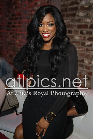 (Porsha Stewart, Lauren Williams, Erica Dixon, Mimi Faust)2.19.14 Metro Fuxon By: Plush Blue Ent & Miguel