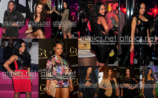 (Monyetta Shaw, Tahiry, Keshia Knight Pulliam, Toya Wright) 10.20.14 GOLDROOM BROUGHT YOU BY ALEX GIDEON FOR AG ENTERTAINTMENT