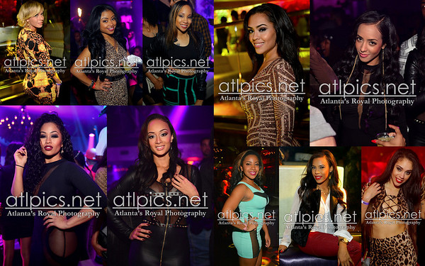 (Draya Michele & Tae Heckard)11.22.13 Prive BROUGHT TO YOU BY: ALEX GIDEWON FOR AG ENTERTAINMENT