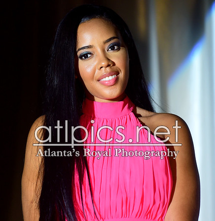 1.10.15 2nd Annual Fashion Against HIV/AIDS Charity Show Hosted By Angela Simmons