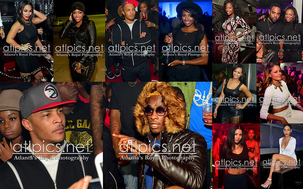 11.1.14 (T.I. TAMEKA HARRIS, YOUNG THUG, PORSHA WILLIAMS)  COMPOUND BROUGHT TO YOU BY ALEX GIDEWON OF AG ENTERTAINMENT