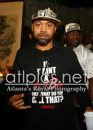 "11.21.13 ""Behind The Mic Conversation With"" Juvenile  @ TreeSound Studios"