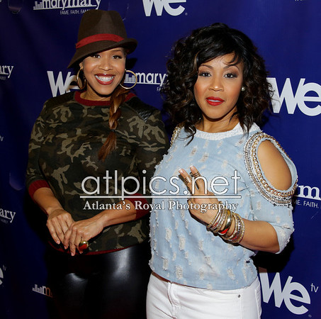 2.20.14 WE Tv Reception for Mary Mary Season 3 Premiere