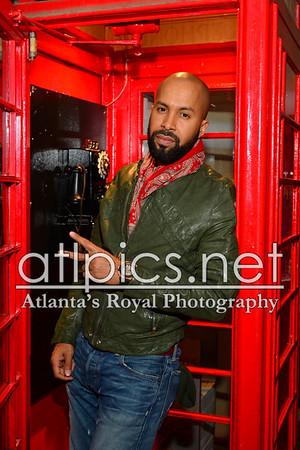 12.01.13 Kenny Burns and Hublot Atlanta host Hublot event @ Prohibition