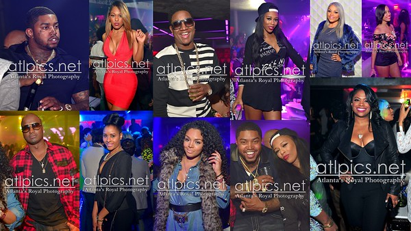(KANDI, RASHEEDA, KIRK, SCRAPPY, BAMBI, YUNG JOC) 2.6.15 PRIVE BROUGHT TO YOU BY ALEX GIDEWON FOR AG ENTERTAINMENT