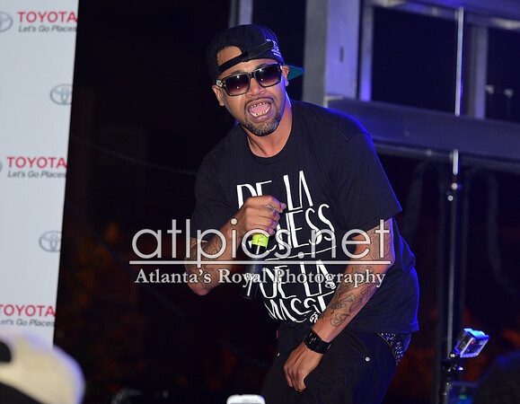 (JUVENILE, MYSTIKAL, KEVIN GATES, SWAY, KID KID)10.10.14 BET MUSIC MATTERS A3C BROUGHT TO YOU BY PRINCE WILLIAMS 2014