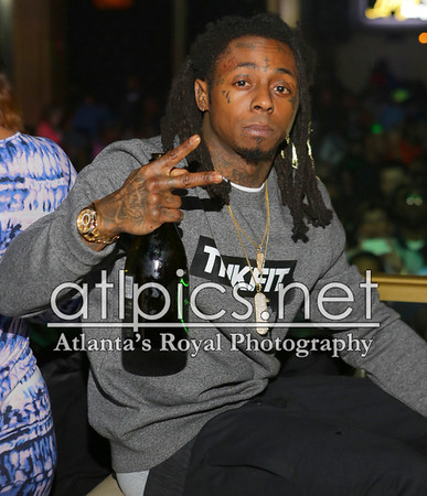 3.1.14 Lil Wayne & Jacob York Hosts YMCMB Takeover @ Label Nightclub