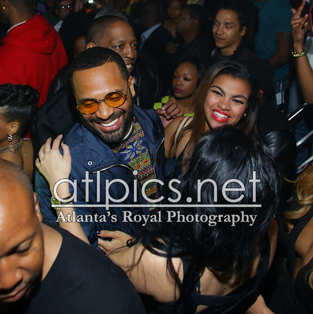 (Mike Epps, Yung Joc, Leigh Bush, Cap 1) 3.5.14  Metro Fuxon By: Colby Campbell for Plush Blue Entertainment & Miguel Phillips