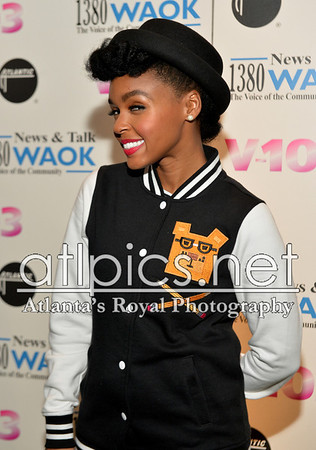 3.12.14 Atlanta's V103 Soul Session with Janelle Monae