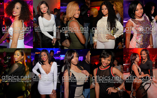 (Blac Chyna,Sheneka Adams)3.21.14    Prive BROUGHT TO YOU BY: ALEX GIDEWON FOR AG ENTERTAINMENT