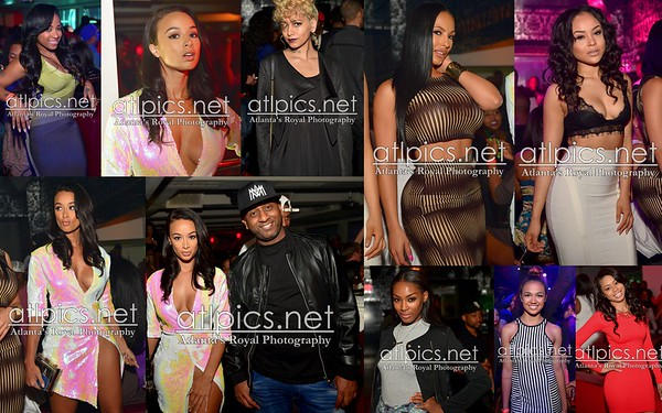 DRAYA MICHELE, TOYA WRIGHT ) 3.21.15  COMPOUND BROUGHT TO YOU BY ALEX GIDEWON OF AG ENTERTAINMENT