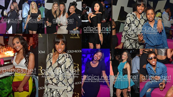 (KELLY ROWLAND, DEJ LOAF, DICE) 4.2.15 Gold Room BROUGHT TO YOU BY ALEX GIDEWON OF AG ENTERTAINMENT