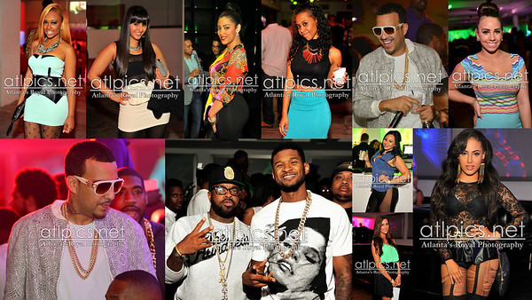 (French Montana, Usher, Jermaine Dupri) 5.11.13 Compound  BROUGHT TO YOU BY: ALEX GIDEWON FOR AG ENTERTAINMENT