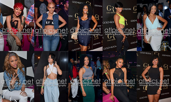 (Monica, lou williams, DJ sense, Eve) 5.24.15 Gold Room Brought to you by Alex Gidewon for AG Entertainment