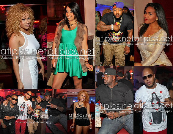 (Shaq, Flo-rida,Marcus Cooper, Gorilla Zoe) 5.5.13 Velvet Room  BROUGHT TO YOU BY: ALEX GIDEWON FOR AG ENTERTAINMENT