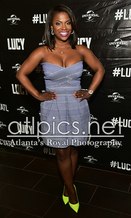 7.23.14 Screening of Universal Pictures' LUCY hosted by Kandi Burruss