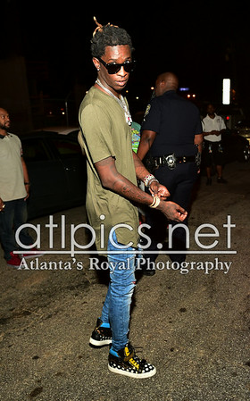 (Young Thug) 7.30.14 Prive BROUGHT TO YOU BY OPIUM WEDNESDAYS, Colby Campbell for Plush Blue Entertainment and BOTCHEY ENT.