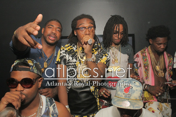 8.15.14 Harlem Nights with DJ, Holiday. Migos, Rae Sremmund Brought to you by CLS ENT