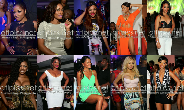 (KANDI BURRUSS, ERICA DIXON, TOYA WRIGHT, MEMPHITZ, TODD TUCKER, PORSHA WILLIAMS, KENNY BURNS, CLAUDIA JORDAN, DICE & MORE)  8.2.14 Compound BROUGHT TO YOU BY: ALEX GIDEWON FOR AG ENTERTAINMENT