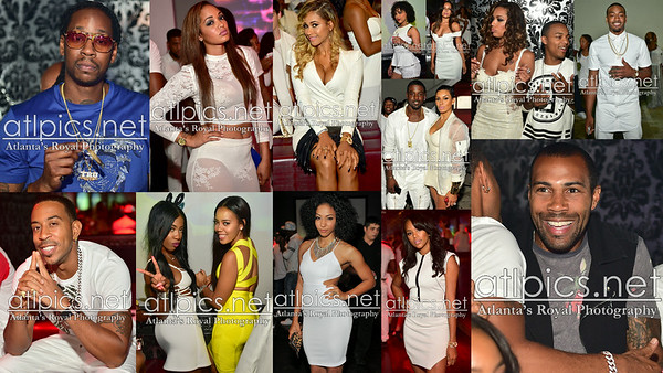 LUDACRIS, 2 CHAINZ, OMARI HARDWICK, JOHN WALL, SHAD MOSS, ERICA MENA, LETOYA LUCKETT, ANGELA SIMMONS, SEVYN STREETER, LANCE GROSS LAURA GOVAN, TAHIRY, BIG KRIT  8.30.14 Compound LUDADAY WEEKEND WHITE PARTY BROUGHT TO YOU BY: ALEX GIDEWON FOR AGENTERTAINME