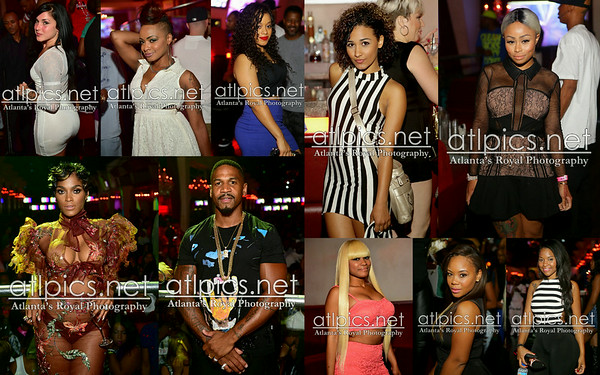 STEVIE J, JOSELINE, BLAC CHYNA) 8.3.14  Velvet Room BROUGHT TO YOU BY: ALEX GIDEWON FOR AG ENTERTAINMENT