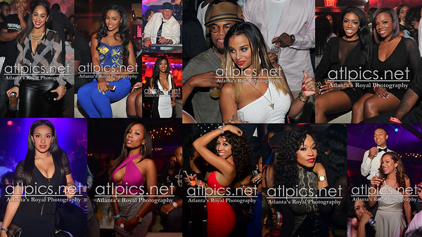 ( SHAWN 'PECAS' COSTNER, KANDI BURRUSS, STEVEN HILL, MICHEAL KYSER, MONYETTA SHAW, NEYO, SHAD MOSS, ERICA MENA, PORSHA WILLIAMS ) 9.19.14 Prive BROUGHT TO YOU BY ALEX GIDEWON FOR AG ENTERTAINMENT
