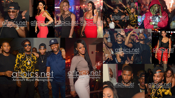 (YOUNG JEEZY, FUTURE, NELLY, USHER, TEYANA TAYLOR, IMAN SHUMPERT) 9.21.14 Velvet Room BROUGHT TO YOU BY ALEX GIDEWON FOR AG ENTERTAINMENT