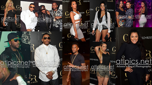 (NELLY, YOUNG JEEZY, FABOLOUS)  9.22.14 Gold Room w/ Nelly