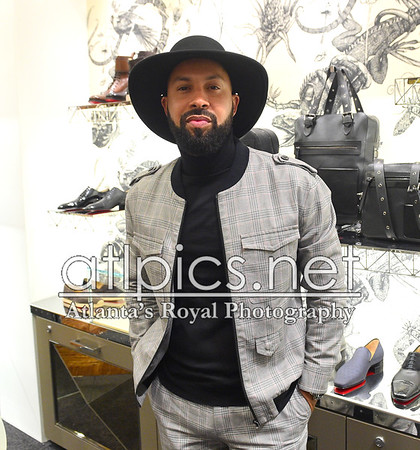 Christian Louboutin Grand Opening  Hosted By Kenny Burns