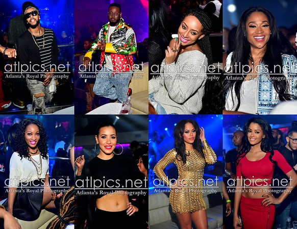 (Omarion, Mimi Faust, Claudia Jordan, T-Pain, Keri Hilson) 1.23.15 PRIVE BROUGHT TO YOU BY ALEX GIDEWON FOR AG ENTERTAINMENT