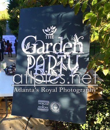 10.17.15 THE GARDEN PARTY BROUGHT TO BY MORGAN AND MORGAN, KoreyWitak The Committee Atl and BMAD Group
