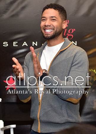 11. 14.15 JUSSIE SMOLLETT OF EMPIRE AT LENOX MALL For SEAN JOHN 'DREAM BIG