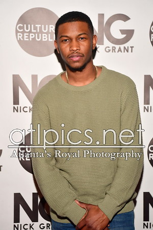 1.12.17 NICK GRANT ALBUM RELEASE PARTY: RETURN OF THE COOL