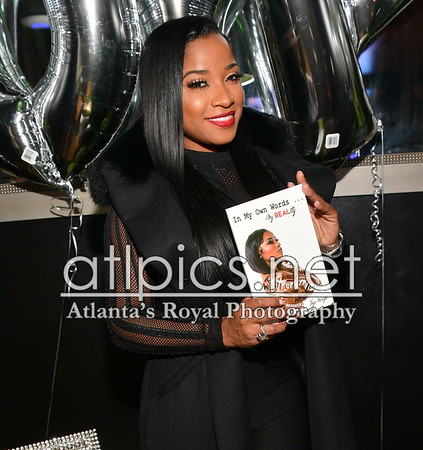11.22.16 TOYA WRIGHT: OFFICIAL BOOK RELEASE PARTY FOR IN MY OWN WORDS ..MY REALITY