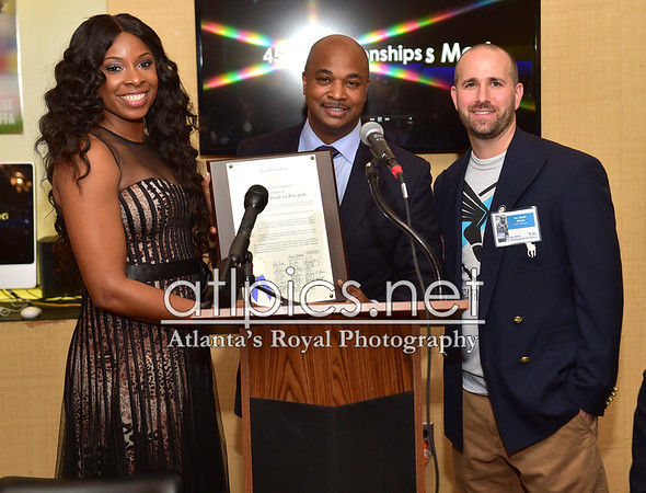 1.26.16 RIO 2016 CHAMPION RECEPTION HOSTED BY ART INSTITUTE OF ATLANTA
