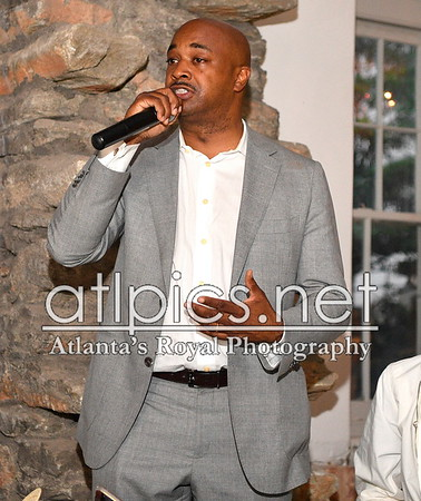 4.30.16 Birthday Day Party & Toast in Honor of Councilman Kwanza Hall