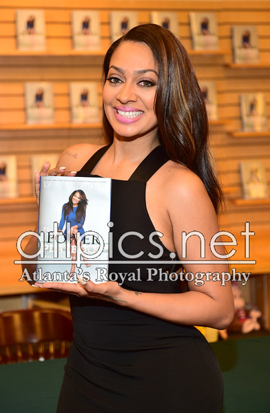 5.8.15 LaLa Anthony Book Signing