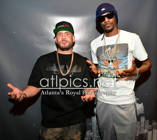 7.21.16 ALBUM RELEASE PARTY WITH DJ DRAMA SPECIAL GUEST SNOOP DOGG AT MEAN STREET STUDIO