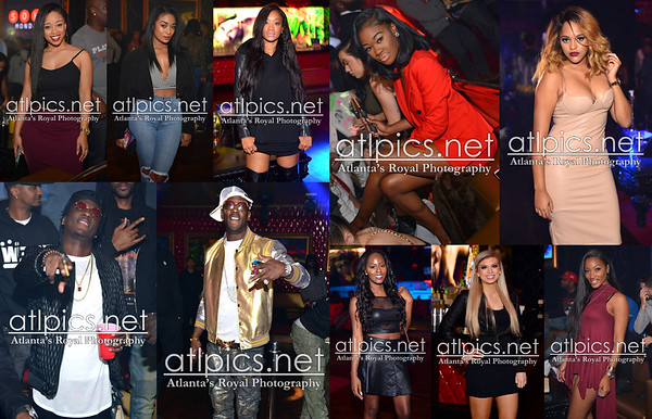 10.12.15 SOHO LOUNGE Brought to you by Alex Gidewon Ent.