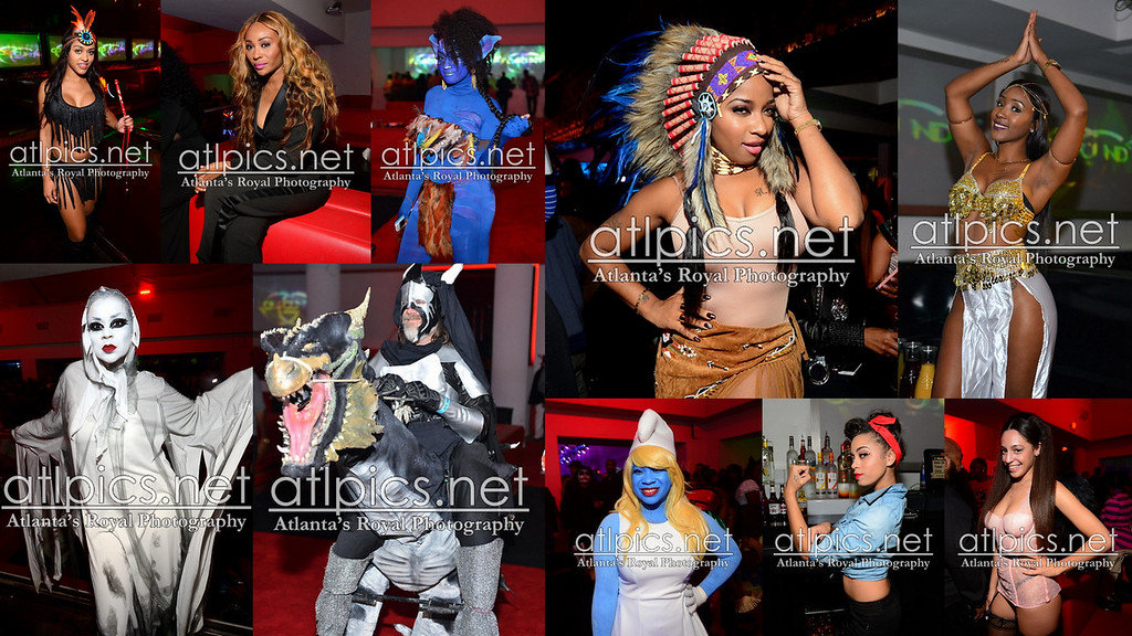 10.31.15 HALLOWEEN COSTUME PARTY AT COMPOUND BROUGHT TO YOU BY ALEX GIDEWON ENTERTAINMENT