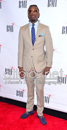 10.7.15 BMI Salutes Rich Homie Quan (BET Hip Hop Awards Dinner)