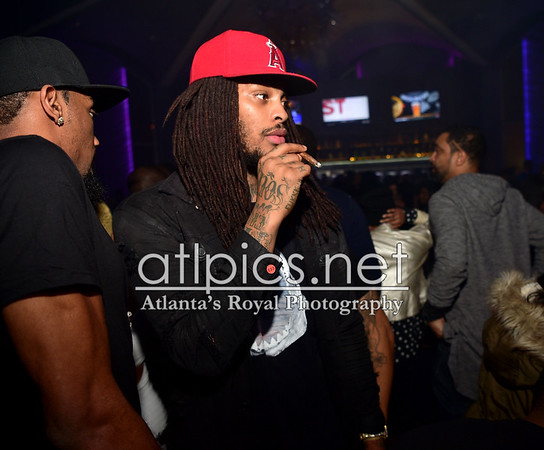(Waka Flocka) 11.26.15 PLUSH BLUE ENTERTAINMENT ALONG WITH MR DORSEY AND FLY REPUBLIC PRESENTS: #SOUTHBEACHWEDNESDAYS AT CIRQUE DAIQUIRI BAR AND GRILL