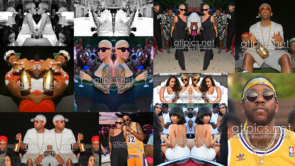 (Fabolous, Amber Rose, 2 Chainz, Jadakiss) 5.30.16 THE BIGGEST MDW DAY PARTY AT SOHO GARDEN BROUGHT TO BY ALEX GIDEWON FOR  AG ENTERTAINMENT