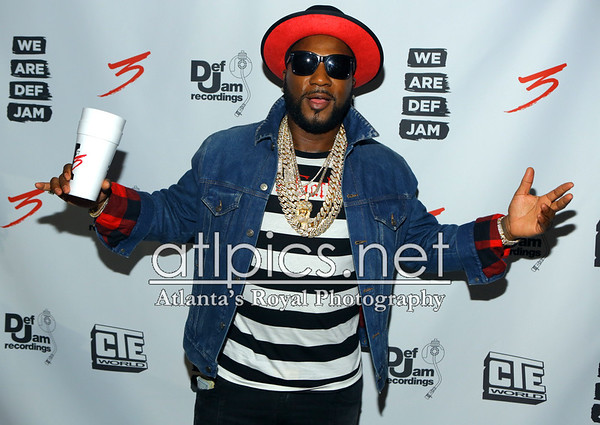 9.17.16 DEF JAM RECORDINGS & JEEZY POST BET HIP HOP AWARDS COCKTAIL PARTY CELEBRATING THE LAUNCH OF JEEZY'S FORTHCOMING PROJECT TRAP OR DIE 3