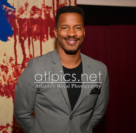 9.28.16 Atlatic Regal Theater (Nate Parker) Birth of a Nation Screening Appearance