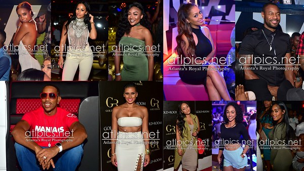 9.6.15 JOHN WALL 25TH BIRTHDAY CELEBRATION AT GOLD ROOM HOSTED BY LUDACRIS