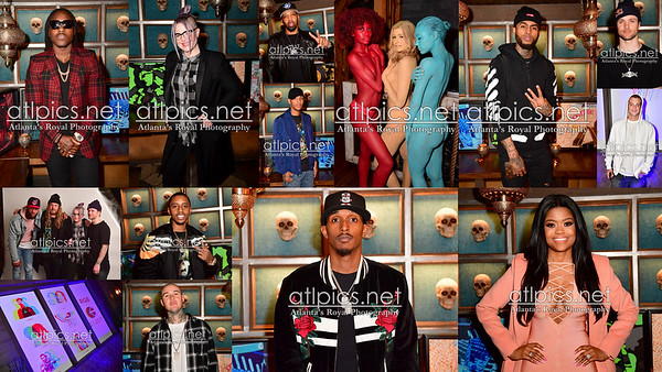 ETHIKA RGB EVENT HOSTED BY KAREN CIVIL (LOS ANGELES GRAMMY WEEKEND)