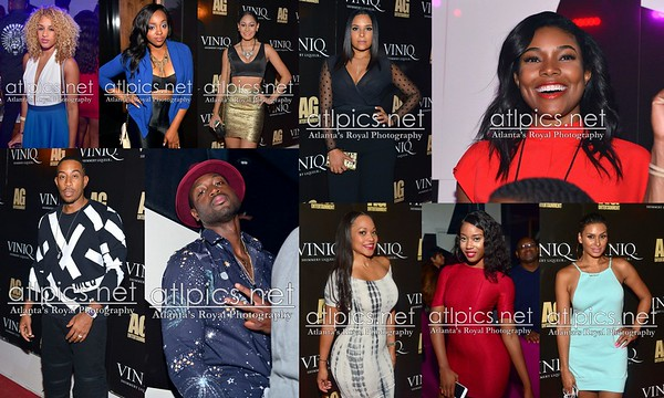 9.3.15 LUDADAY WEEKEND KICKOFF HOSTED BY LUDACRIS, GABRIELLE UNION, AND DWYANE WADE AT GOLD ROOM BROUGHT TO YOU BY ALEX GIDEWON FOR AG ENTERTAINMENT