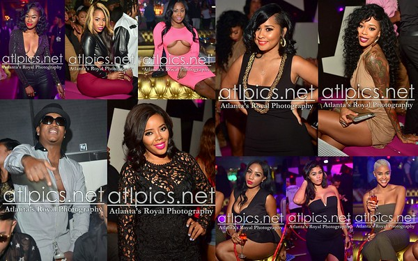VIRGO TAKEOVER BIRTHDAY CELEBRATION AT GOLD ROOM FOR *TAMMY RIVERA, ANGELA SIMMONS, AND YUNG JOC PRESENTED BY ALEX GIDEWON ENTERTAINMENT